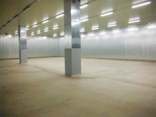 平成28年 カナカン㈱金沢外食センター新築工事