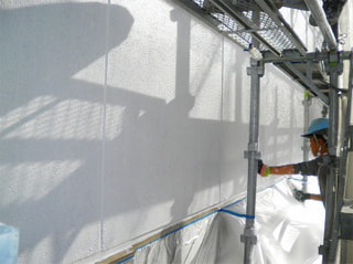 平成28年 ㈱ニチレイ・ロジスティクス中四国米子D.C.外壁塗装工事