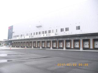 平成29年 ㈱ムロオ福山物流センター床防熱、内装工事